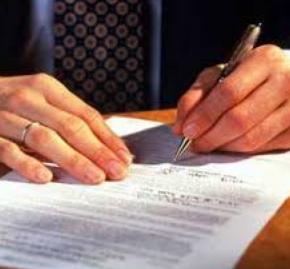 Порядок заключения договора